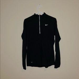 Black Nike Running Jacket (L)